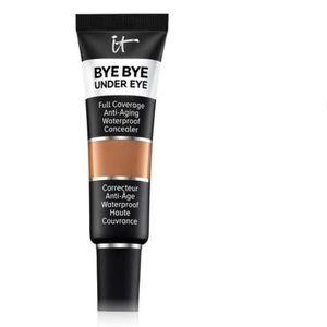 It Cosmetics Bye Bye Under Eye Cream || Deep